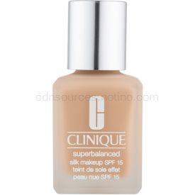 Clinique Superbalanced Silk hodvábne jemný make-up SPF 15 05 Silk Ivory 30 ml
