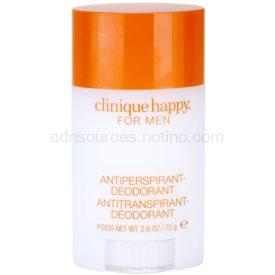 Clinique Happy for Men deostick pre mužov 75 ml