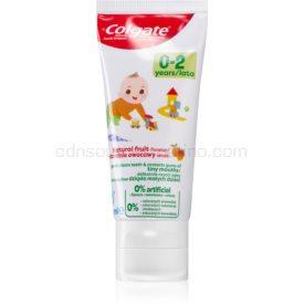 Colgate Kids 0-2 Years zubná pasta pre deti 50 ml