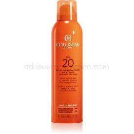 Collistar Sun Protection opaľovací sprej SPF 20 200 ml