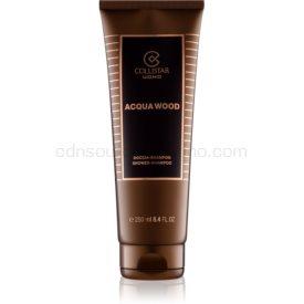 Collistar Acqua Wood sprchový gél pre mužov 250 ml