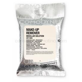 Comodynes Make-up Remover Micellar Solution odličovacie obrúsky pre suchú pleť 20 ks