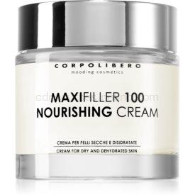Corpolibero Maxfiller 100 Nourishing Cream hydratačný pleťový krém proti vráskam 100 ml