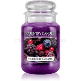Country Candle Wild Berry Balsamic vonná sviečka 652 g