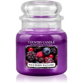 Country Candle Wild Berry Balsamic vonná sviečka 453 g