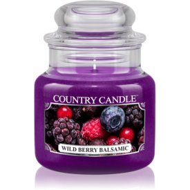 Country Candle Wild Berry Balsamic vonná sviečka 104 g