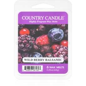 Country Candle Wild Berry Balsamic vosk do aromalampy 64 g
