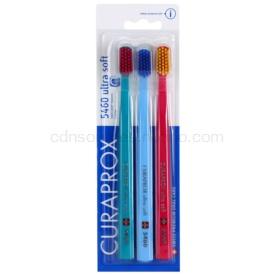 Curaprox 5460 Ultra Soft zubné kefky 3 ks