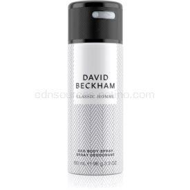 David Beckham Homme dezodorant v spreji pre mužov 150 ml
