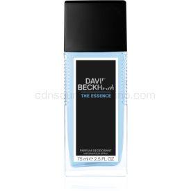 David Beckham The Essence deodorant s rozprašovačom pre mužov 75 ml