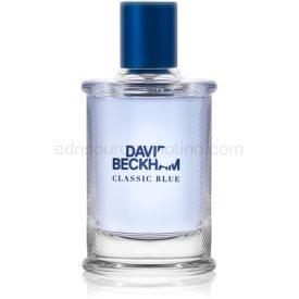 David Beckham Classic Blue toaletná voda pre mužov 60 ml