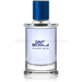 David Beckham Classic Blue toaletná voda pre mužov 40 ml