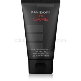 Davidoff The Game sprchový gél pre mužov 150 ml