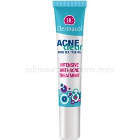 Dermacol Acneclear intenzívna starostlivosť pre problematickú pleť bez parfumácie 15 ml