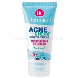 Dermacol Acneclear hydratačný gélový krém pre problematickú pleť, akné 50 ml