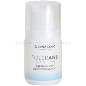 Dermedic Tolerans upokojujúci krém proti vráskam 55 g