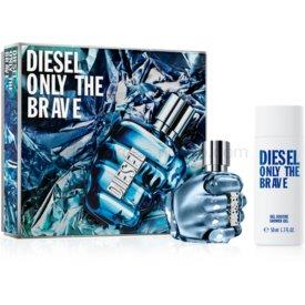Diesel Only The Brave darčeková sada X. toaletná voda 35 ml + sprchový gel 50 ml