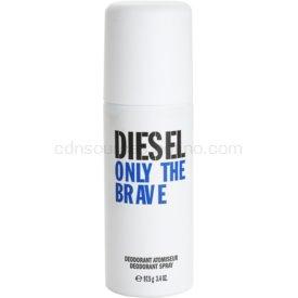 Diesel Only The Brave dezodorant v spreji pre mužov 150 ml