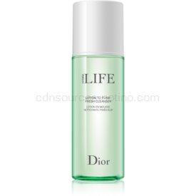 Dior Hydra Life osviežujúca čistiaca pena pre všetky typy pleti 190 ml