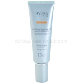 Dior Hydra Life BB krém pre všetky typy pleti odtieň 02 Golden Peach 50 ml