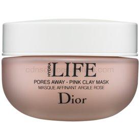 Dior Hydra Life čistiaca pleťová maska 50 ml