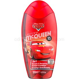 Disney Cosmetics Cars šampón a kondicionér 2 v1 200 ml