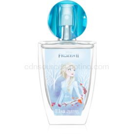 Disney Frozen II. Elsa toaletná voda pre deti 50 ml