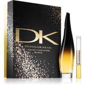 DKNY Liquid Cashmere Black darčeková sada II. pre ženy