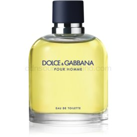 Dolce & Gabbana Pour Homme toaletná voda pre mužov 200 ml