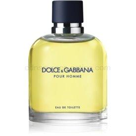 Dolce & Gabbana Pour Homme toaletná voda pre mužov 75 ml