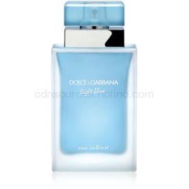Dolce & Gabbana Light Blue Eau Intense Parfumovaná voda pre ženy 50 ml