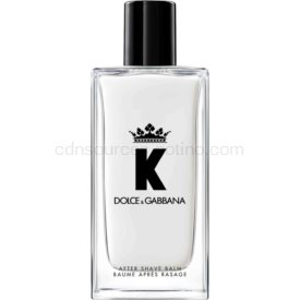 Dolce & Gabbana K by Dolce & Gabbana balzam po holení pre mužov 100 ml