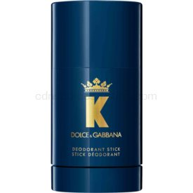 Dolce & Gabbana K by Dolce & Gabbana tuhý dezodorant pre mužov 75 g