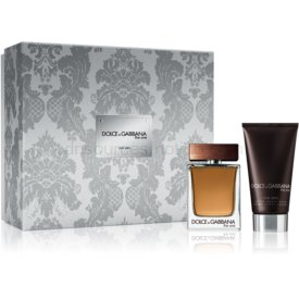 Dolce & Gabbana The One for Men darčeková sada I. toaletná voda 50 ml + balzam po holení 75 ml