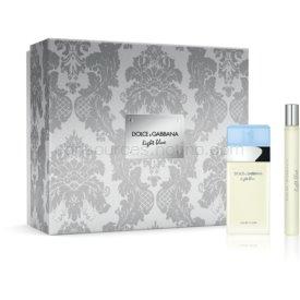 Dolce & Gabbana Light Blue darčeková sada X.