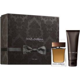 Dolce & Gabbana The One for Men darčeková sada X. pre mužov