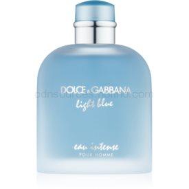 Dolce & Gabbana Light Blue Eau Intense Pour Homme parfumovaná voda pre mužov 200 ml