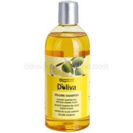 Doliva Basic Care šampón pre zväčšenie objemu 500 ml