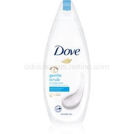 Dove Gentle Exfoliating hydratačný sprchový gél 250 ml