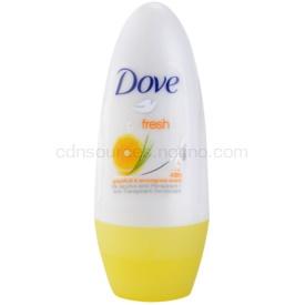 Dove Go Fresh Energize antiperspirant roll-on 48h grep a citrónová tráva 50 ml