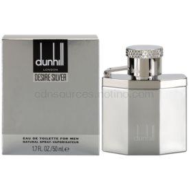 Dunhill Desire Silver toaletná voda pre mužov 50 ml