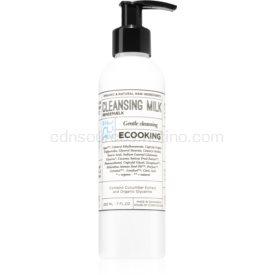 Ecooking Eco čistiace pleťové mlieko 200 ml