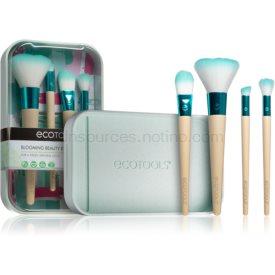 EcoTools Blooming Beauty Kit sada štetcov V.