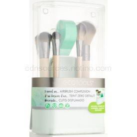 EcoTools Airbrush Complexion sada štetcov (na tvár) pre ženy