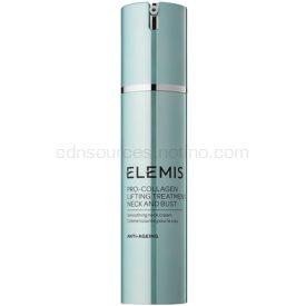 Elemis Anti-Ageing Pro-Collagen vyhladzujúci krém na krk a dekolt 50 ml