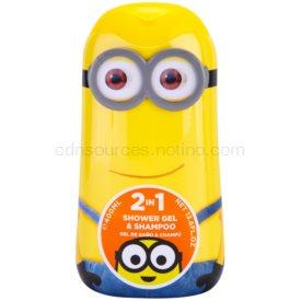 EP Line Minions sprchový gél a šampón 2 v 1 400 ml