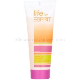 Esprit Life by Esprit sprchový gél pre ženy 75 ml