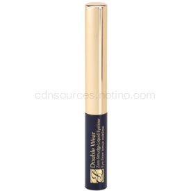 Estée Lauder Double Wear tekuté linky na oči odtieň 01 Black 3 ml