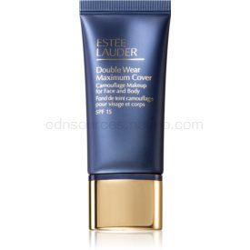 Estée Lauder Double Wear Maximum Cover krycí make-up na tvár a telo odtieň 3W1 Tawny SPF 15 30 ml