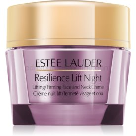 Estée Lauder Resilience Lift Night nočný liftingový vypínací krém na tvár a krk 50 ml